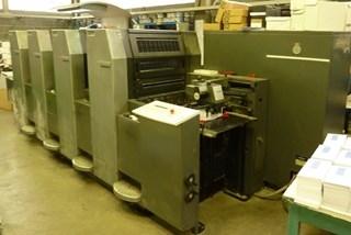 HD Speedmaster SM 52-4 P
