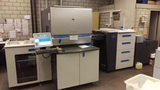HP (Hewlett Packard) INDIGO 7000