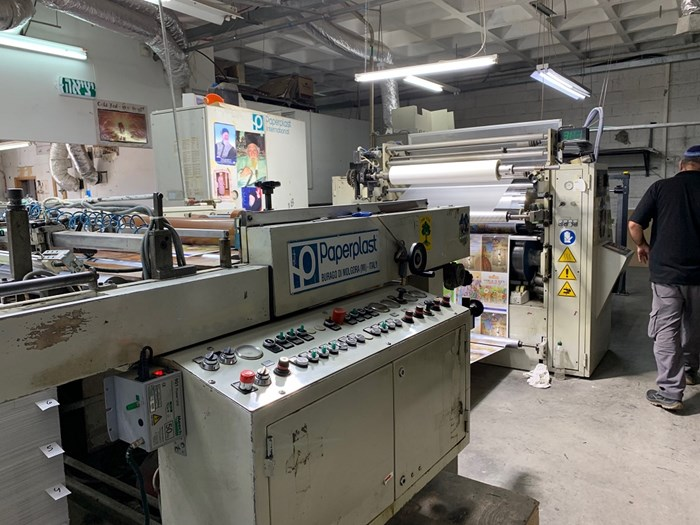 Paperplast 102 Solventless