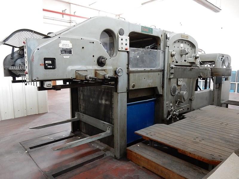 Bobst SP 1260 E