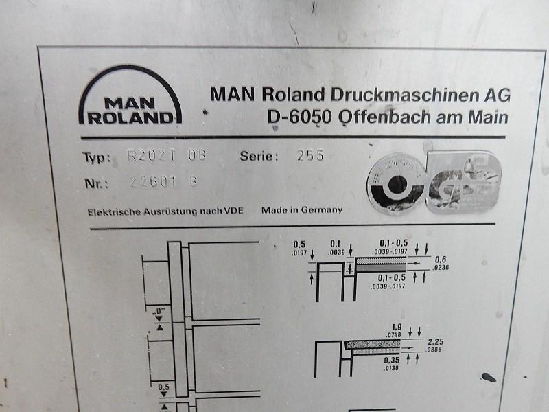 Manroland R202