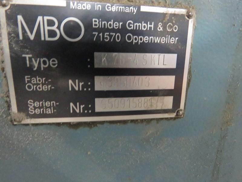 MBO K 76/4 SKTL