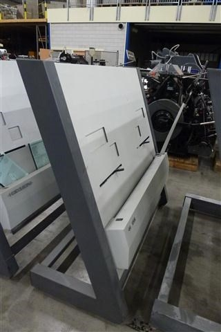Plate Punch for Heidelberg SM 74 and SM 102