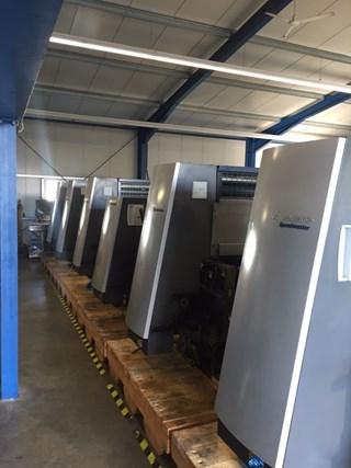 Heidelberg XL 75-5 + LX2 - F - UV