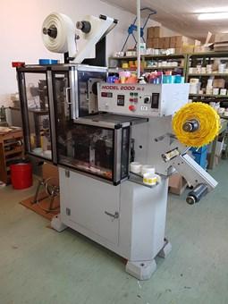 Tevon MK 2000MK2 hot foil stamping cylinder