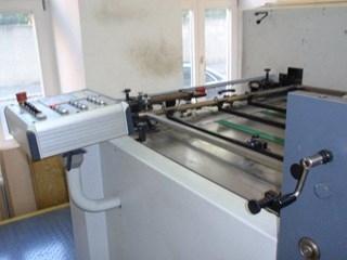 KAMA TS 105 Automatic Die Cutter