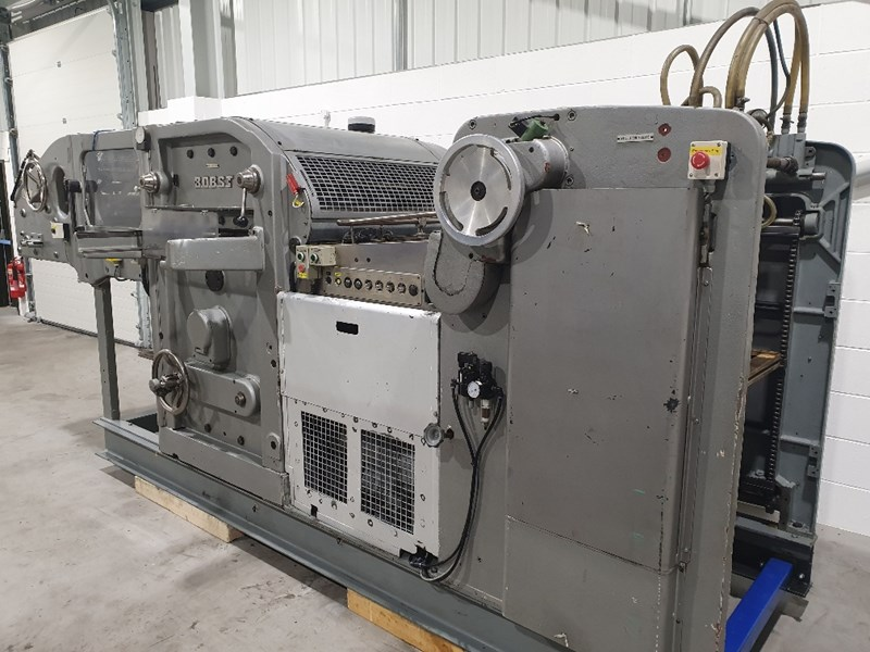 Bobst SP 900E Automatic Die Cutter