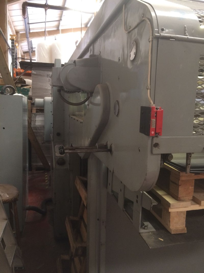 Crosland AP 940 Automatic Die Cutter
