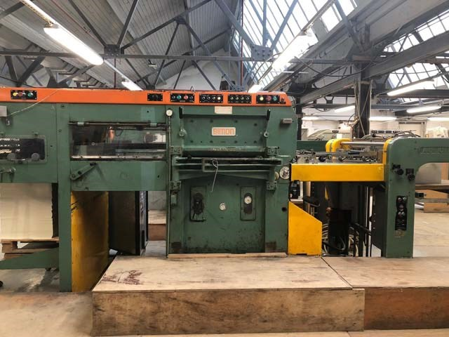 Crosland APD Automatic Die Cutter