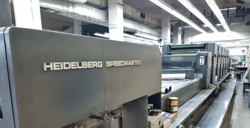 Heidelberg CD 102 6LX