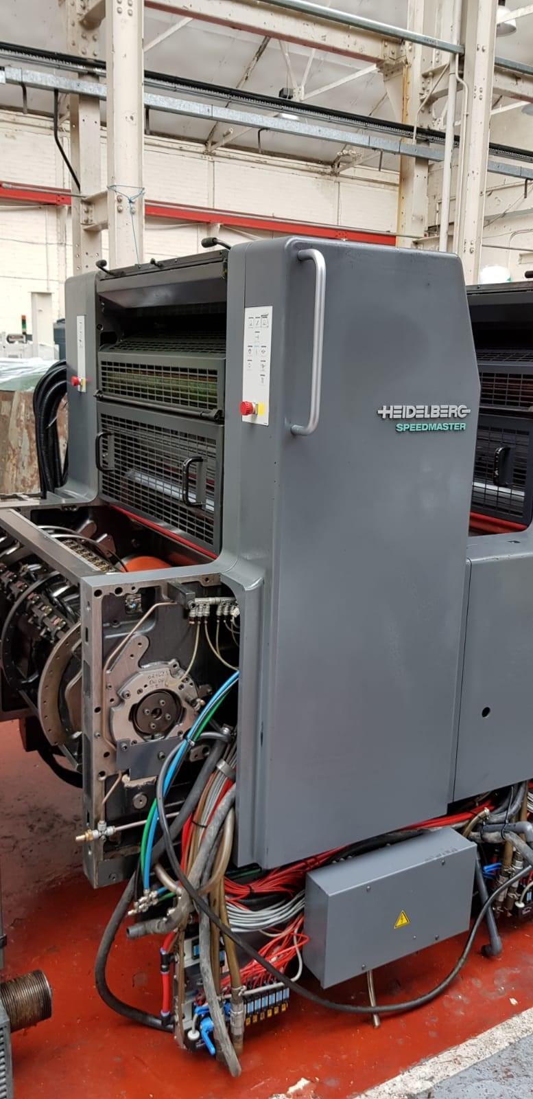 Heidelberg SM74 5 P 3 L