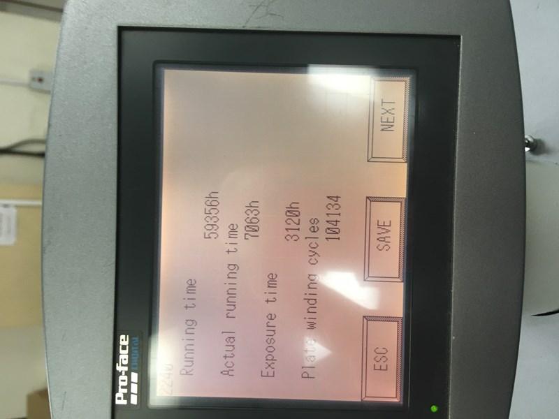 Heidelberg Topsetter 102 74 CTP