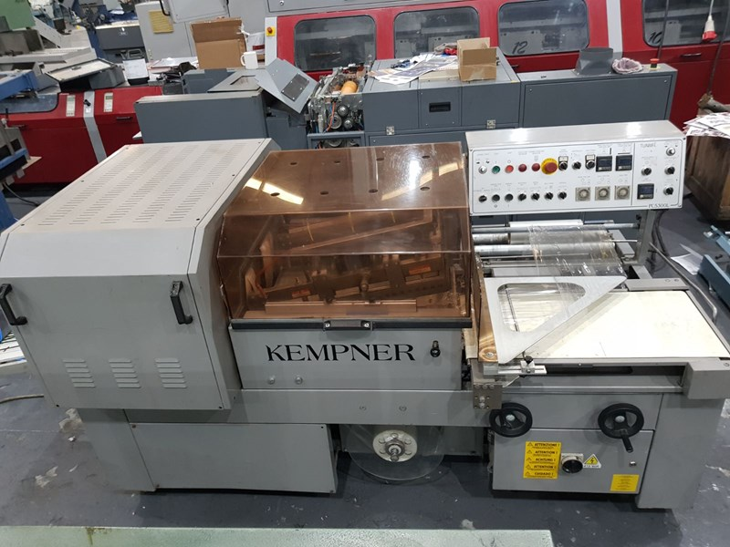 Kempner Shrink Wrap Line L Sealer