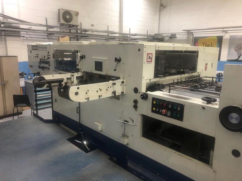 Sanwa 1060 SE Automatic Die Cutter