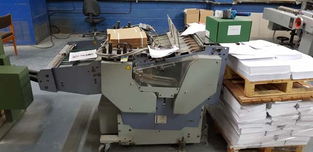 Stahl TD 78 4/4/K Folder