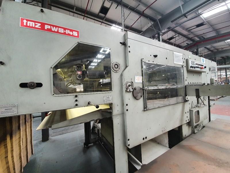 TMZ 145 Automatic Die Cutter