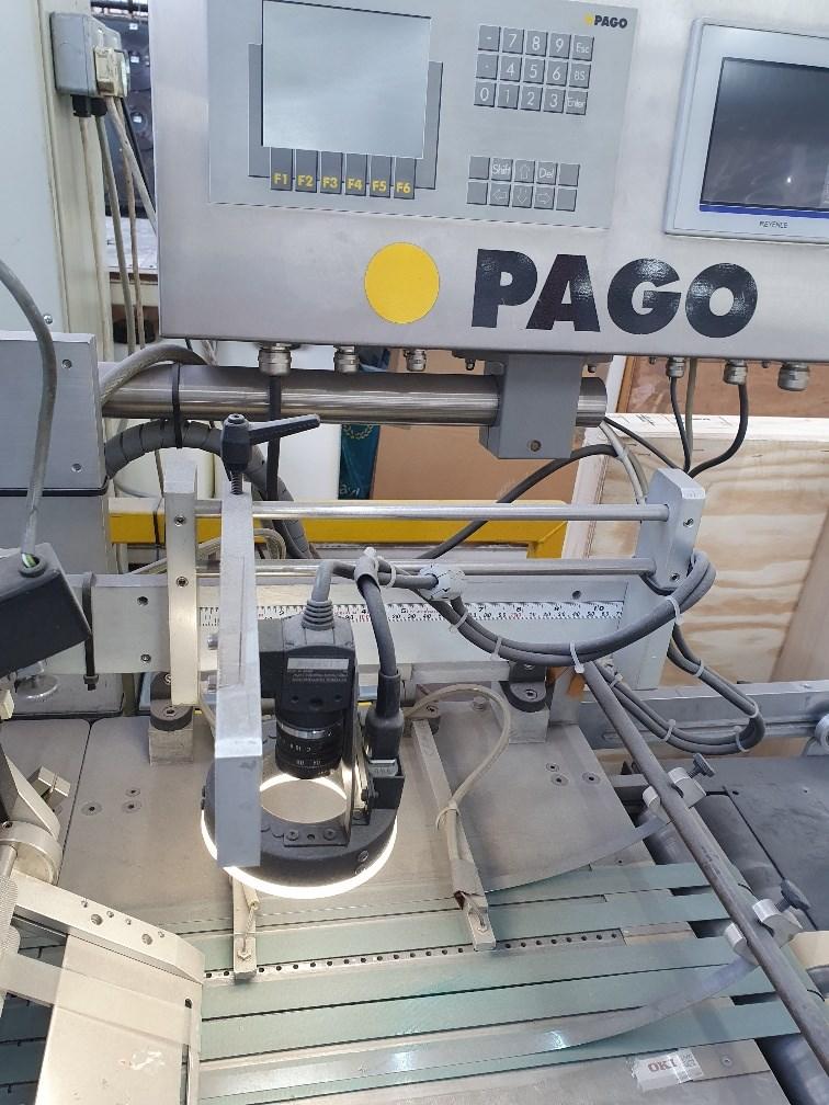 Travtec   Carton Label Applicator