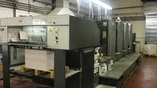 Heidelberg Speedmaster CD 102 4
