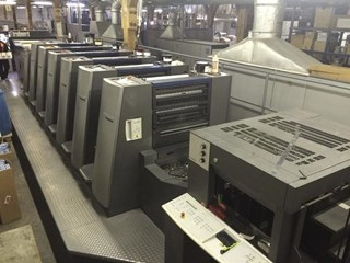 Heidelberg CD 74 6+L F UV