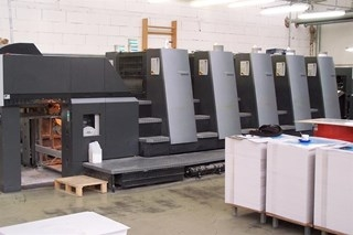 Heidelberg Speedmaster CD 74 5 (C)