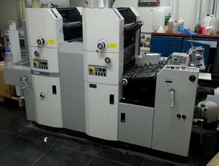 Hamada H234-A Offset printing machine