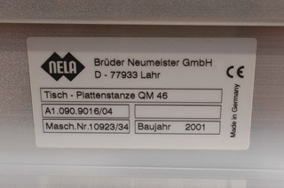 Heidelberg / Nela QM46