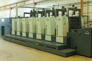 2006 Roland 506+LV UV