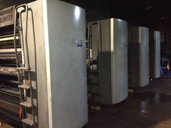 2005 Goss® M600 Print Units
