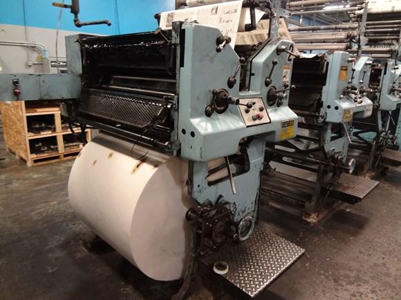 (6) 2006 Goss Mono Printing Units