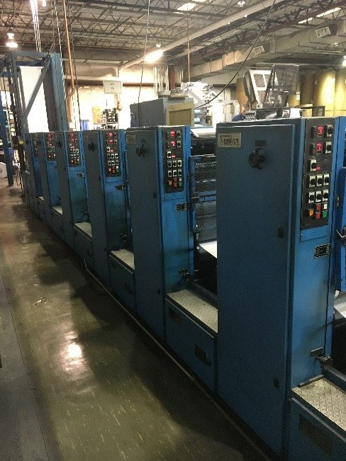 1992 Sanden 918 (6) Unit Press