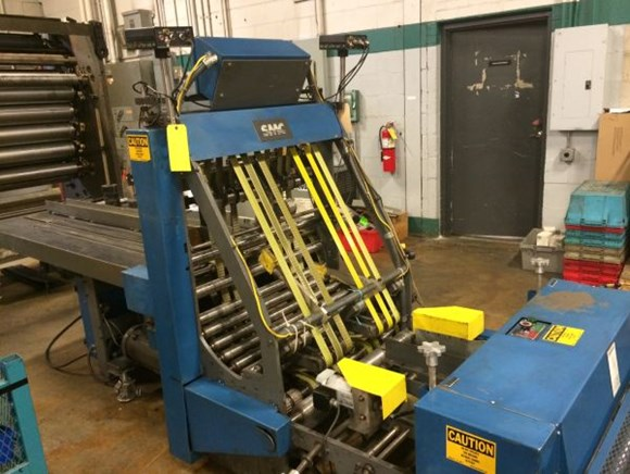 SMC Dual Stream Stacker