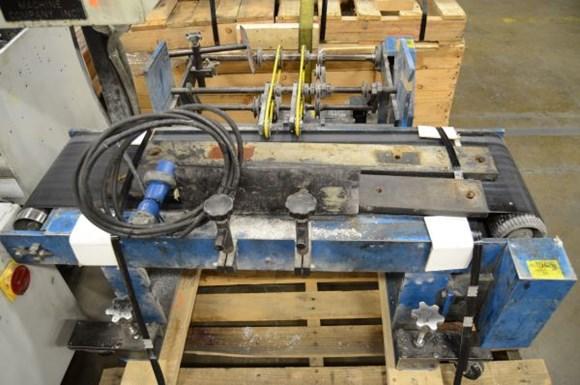 SMC/ Stobb Bump Turn Conveyor Section