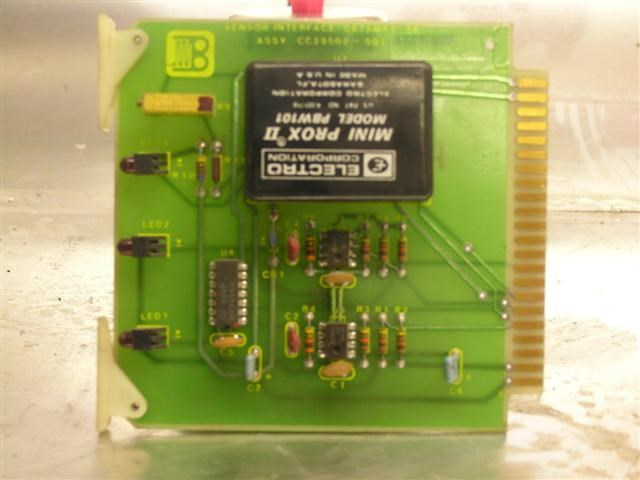 Sensor Interface Datamat Rev C, A