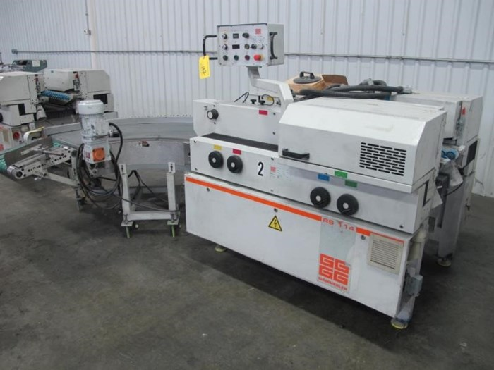Gammerler Rotary Trimmer Model RS114/530