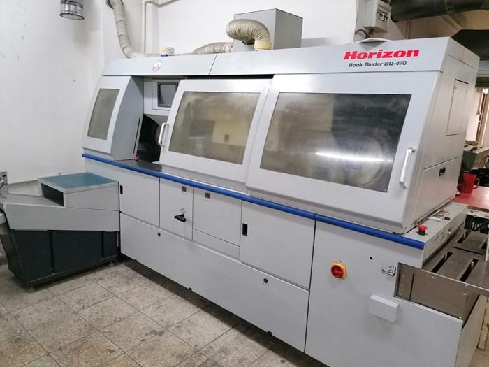 Horizon BQ-470 W/ PUR