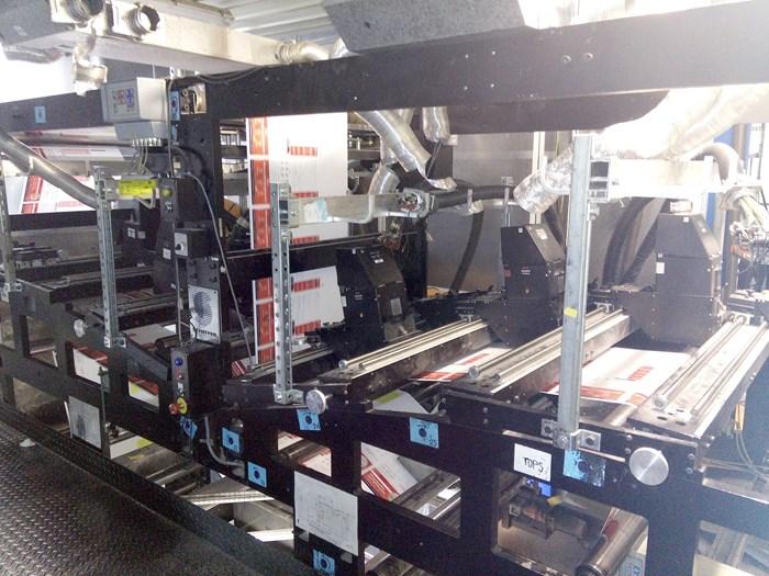 Kodak 6240 Ink Jet Print system