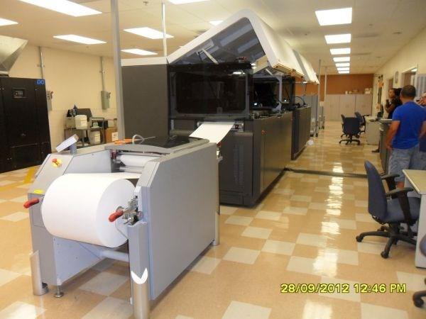 Kodak VL2200 4/1 Printing System
