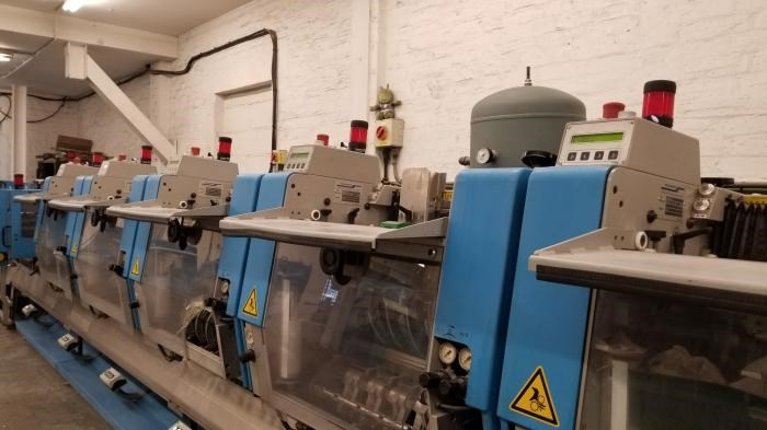 Reconditioned Muller Martini Prima Plus Amrys