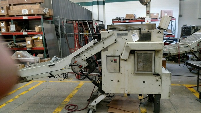 """Rima RS-3010S 13"""" Compensating Stacker"""