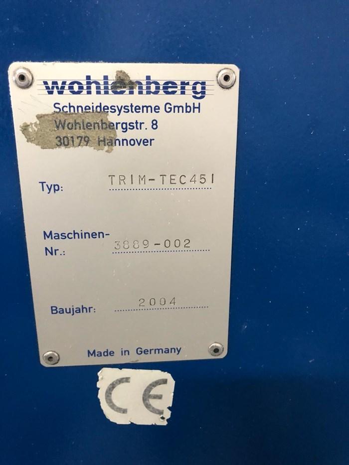 Wohlenberg GOLF 6001