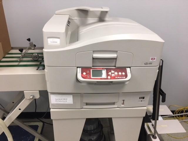 Xante Ilumina Printer