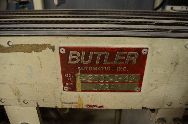 Butler® Automatic V-2000 Stacker Bundler