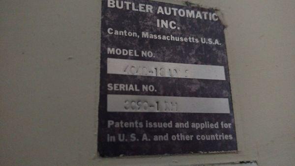 Butler Splicer w/ 3000 lb Hoist