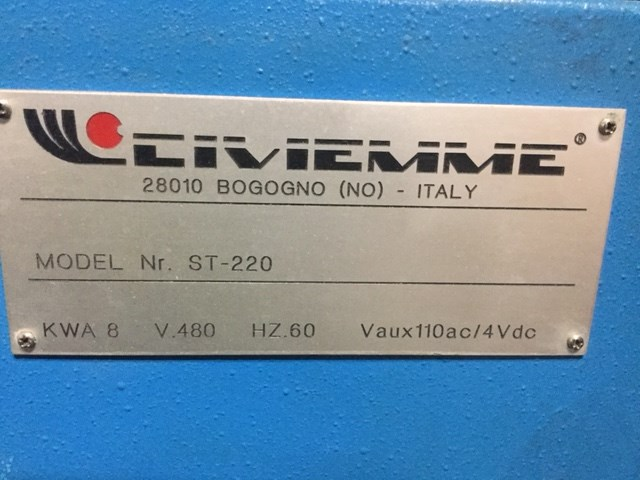 Civiemme ST220 Stacker