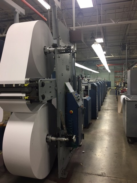 1999 Drent Vision (6) Unit Web Press
