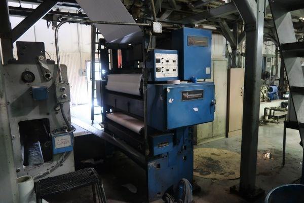 1996 Goss C450 (4) Unit (1) Web Offset Press