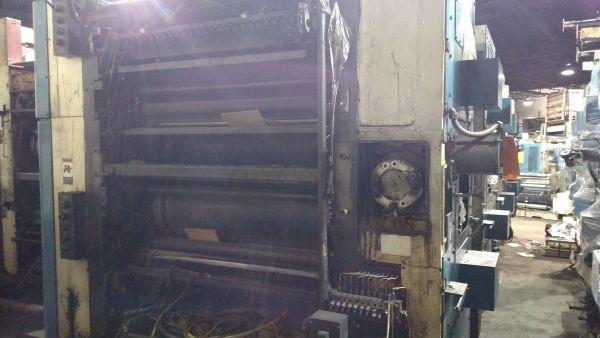 (5) Harris M1000B Printing Units