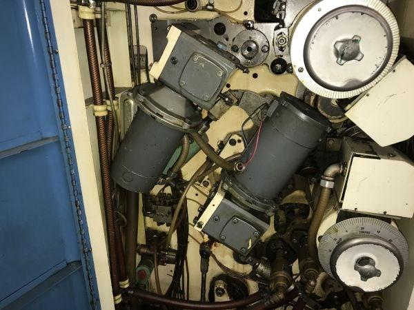 (5) Harris M110 Print Units
