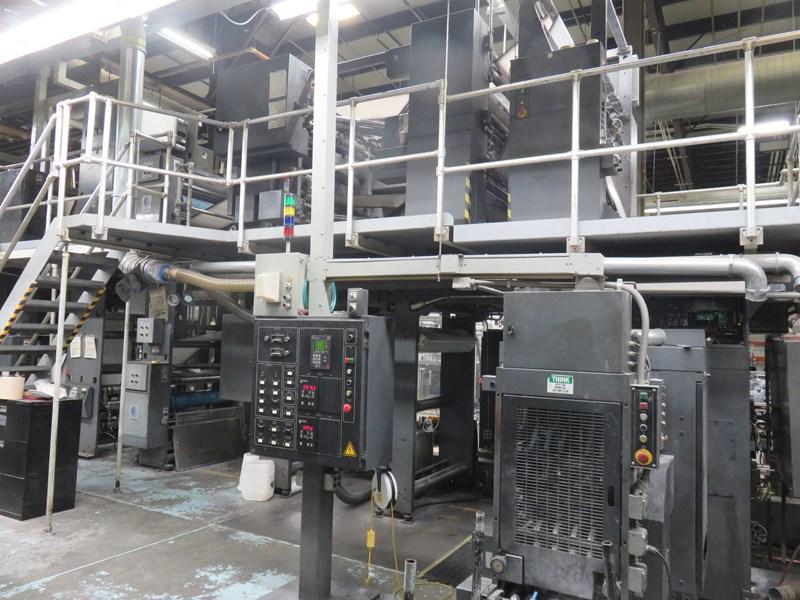 Harris M130 (8) Unit (2) Web Press