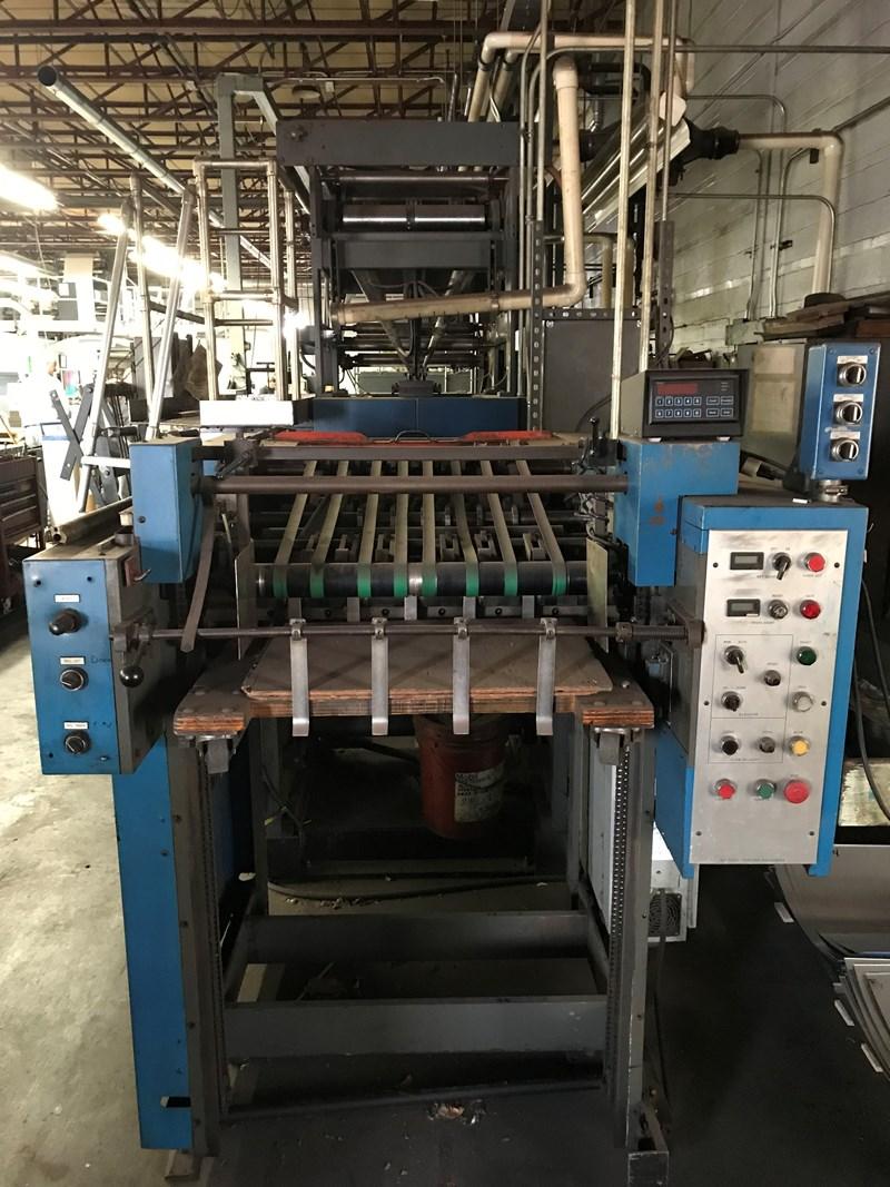 Harris M110 (5) Unit (1) Web Press